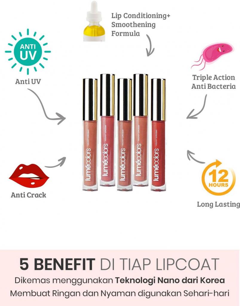 lumecolors benefit