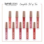 Lipmousse Complete Set