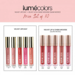 Lumecolors Glam Mood 10pcs