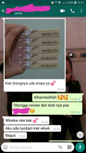 testimoni dan review indofashionline