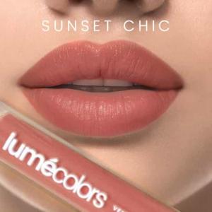 lumecolors sunset chic